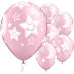 Ballong Stjerne og M�ne Rosa
