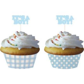 Cupcakeformer Its A Boy