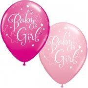 Ballonger Baby Girl
