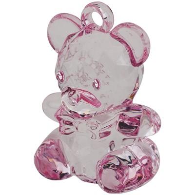 Rosa Bamser 6 stk