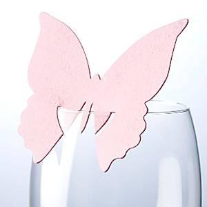 Bordkort sommerfugl