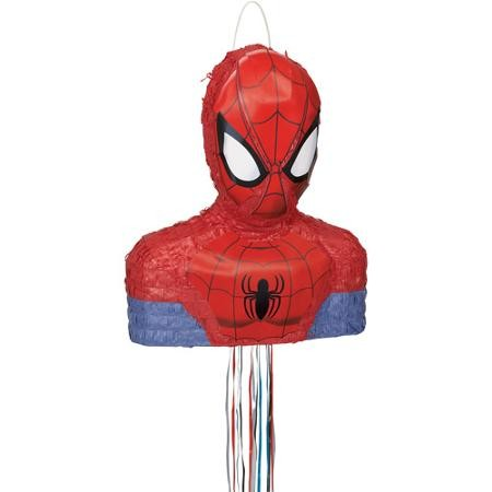 "Piñata Spiderman ""Pull"""