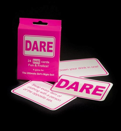 Spill: Dare cards
