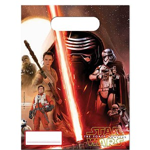 The Force Awakens Godteriposer 6 stk