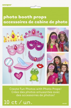 Photo Booth Prinsesse