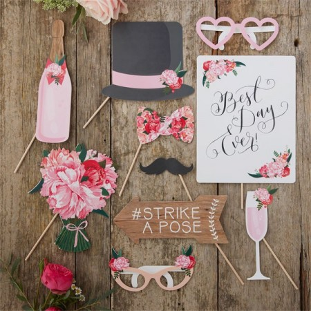 Photo Booth Boho Wedding