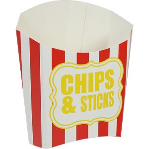 Chips & Sticks Eske