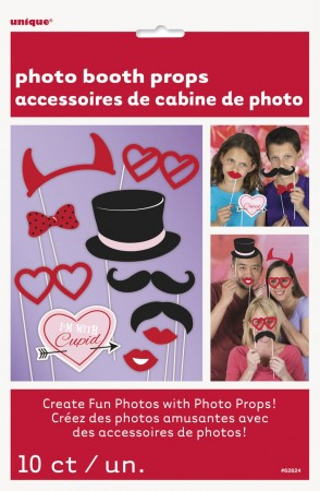 Photo Booth Valentine