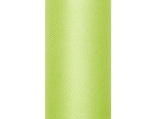 Bordløper Tyll 9mx30cm Lightgreen102