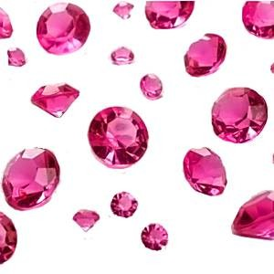 Diamanter 100 gram Pink