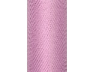 Bordløper Tyll 9mx30cm Powderpink81P