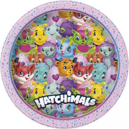 Hatchimals Bursdagsfest