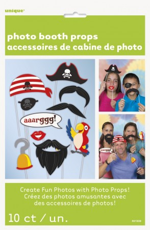 Photo Booth Pirat