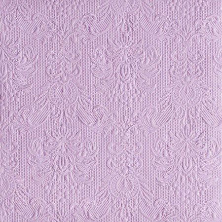 Servietter Elegance Light Purple Middag 15 stk