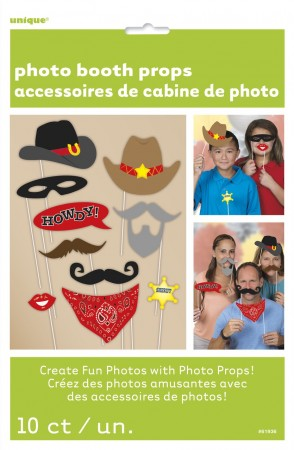 Photo Booth Western