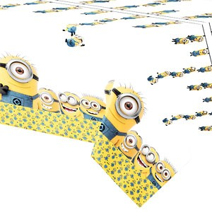Minions Bursdagsparty Duk 120x180 cm