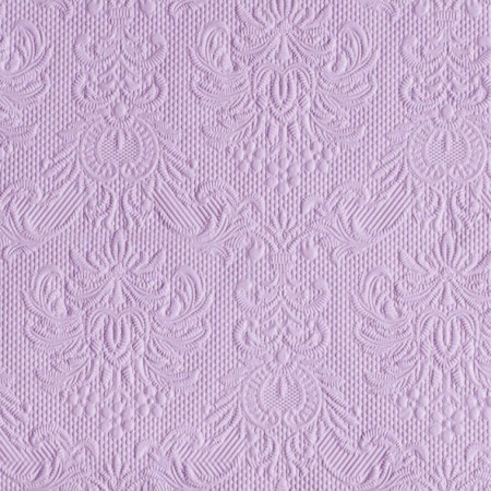 Servietter Elegance Light Purple Lunsj 15stk