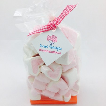 Hjerte Marshmallows