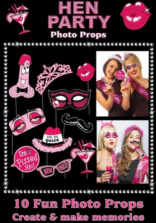 Photo Booth Hen Party