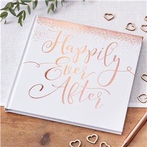 Gjestebok til bryllup
