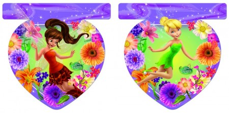 Fairies Magic Flagg Banner