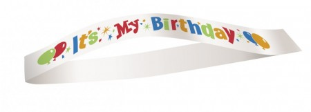 Banner It`s My Birthday