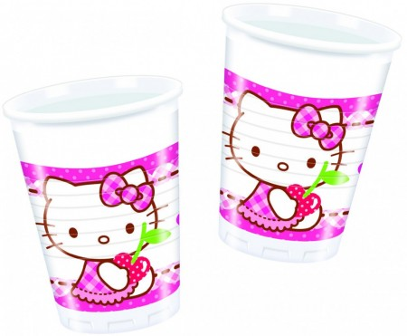 Hello Kitty 8 Kopper
