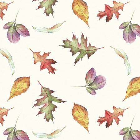 Servietter Falling Leaves Lunsj 20stk