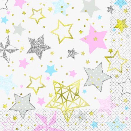 Twinkle Little Star 16stk Servietter