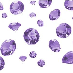 Diamanter 100 gram Lavendel