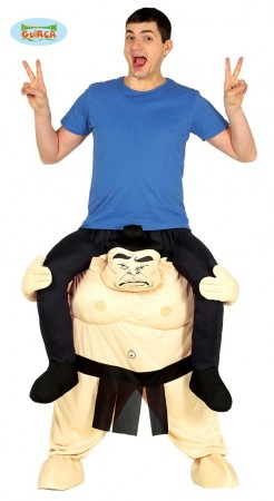 Kostyme Carry me Baby Sumo