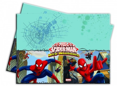 Spiderman Plastduk 120x18