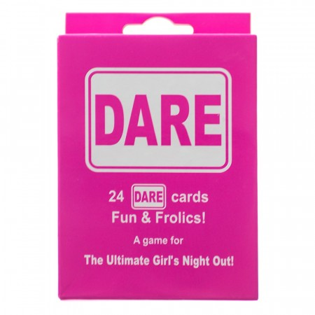 Spill Dare cards