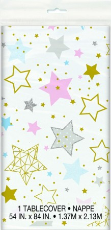 Twinkle Little Star Plastikkduk 1.37x2.13m