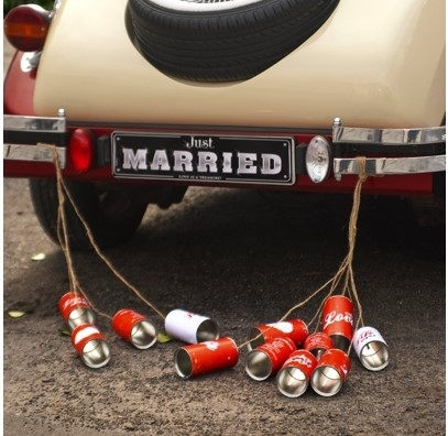 Bilpynt Til Bryllup