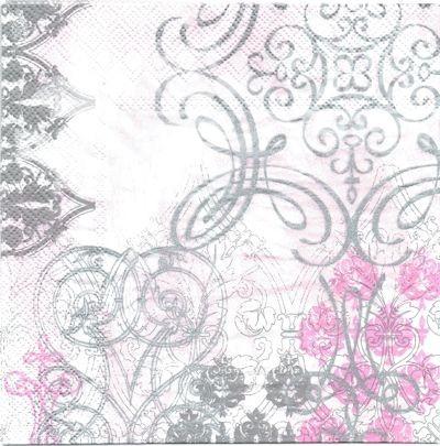 11a1c9029 Servietter Glamour Rosa Lunsj 20 stk