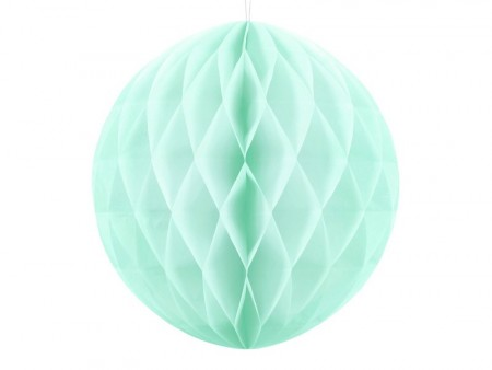 Honeycomb light mint 40cm